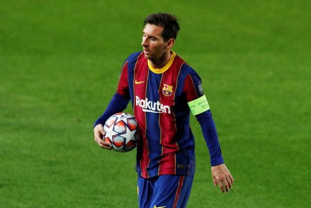 Biarkan Barcelona dan Lionel Messi Belajar tentang Kegagalan (661494)