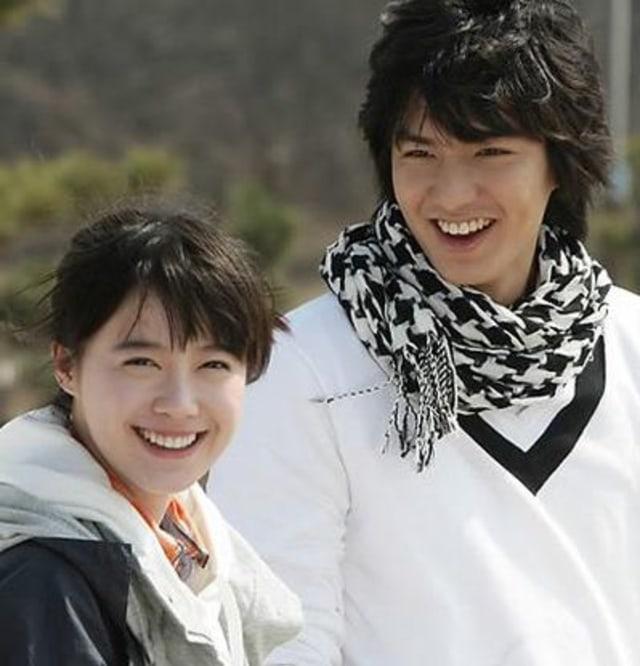 Go Hye Sun dan 3 Pria Tampan yang Dipasangkan dengannya dalam Drama Korea (385135)