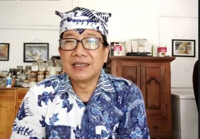Mengenal Ragam Batik Gendongan di Jawa Timur Lewat Pameran Virtual  (538261)