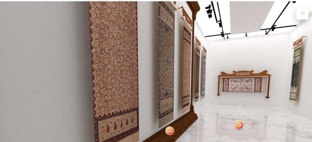 Mengenal Ragam Batik Gendongan di Jawa Timur Lewat Pameran Virtual  (538262)