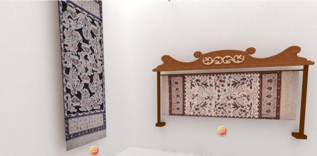 Mengenal Ragam Batik Gendongan di Jawa Timur Lewat Pameran Virtual  (538263)