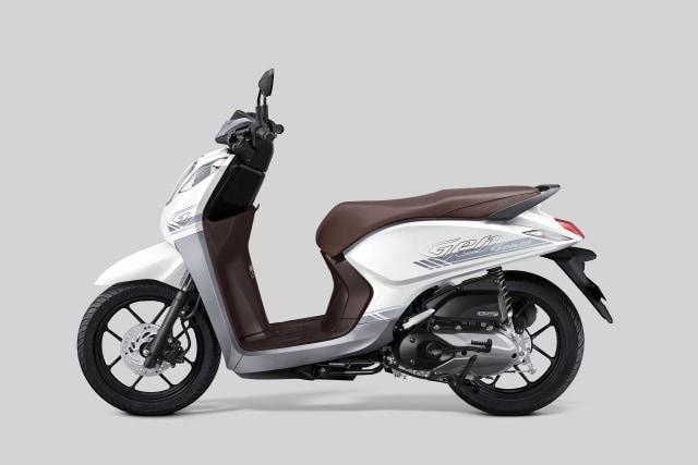 Honda Genio Punya Tampilan Baru, Harganya Tetap (236873)