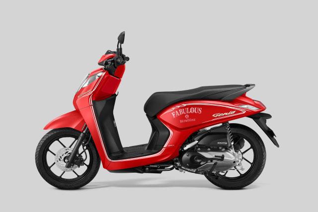 Honda Genio Punya Tampilan Baru, Harganya Tetap (236874)