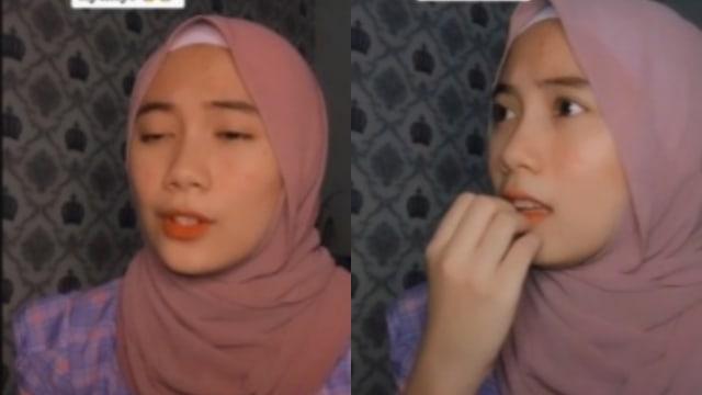 Ngeri, Ada Suara Misterius Nyuruh Diam saat Wanita Ini Nyanyi Buat Konten TikTok (73891)