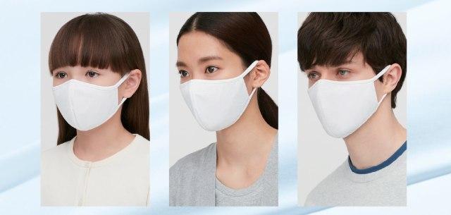 UNIQLO Rilis Masker Kain AIRism yang Bisa Tangkal Bakteri hingga 99 Persen (454534)