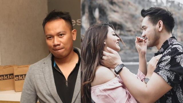 Titip Salam untuk Pacar Jenita Janet, Vicky Prasetyo Diminta Tegar dan Sabar (560202)