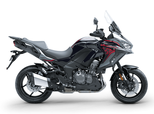 Kawasaki Indonesia Galau Boyong Versys 1000 S, Penantang Honda Africa Twin (6232)