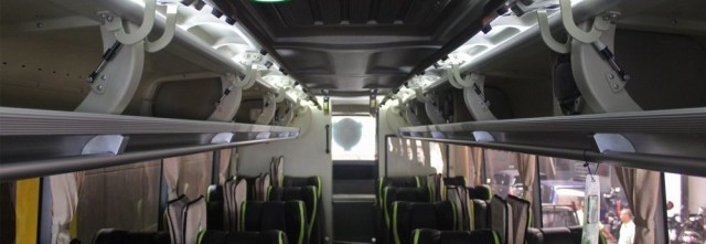 Warga Madura Kini Bisa Naik Bus PO Gunung Harta Bersasis Mercedes-Benz (39559)