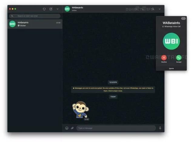 WhatsApp Web Update Support Fitur Telepon dan Video Call (40708)