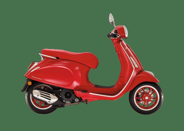 Vespa Primavera Edisi RED Meluncur, Dijual Terbatas Rp 53,6 Juta (342512)