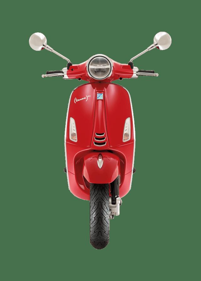 Vespa Primavera Edisi RED Meluncur, Dijual Terbatas Rp 53,6 Juta (342511)