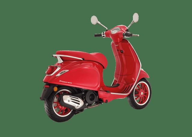 Vespa Primavera Edisi RED Meluncur, Dijual Terbatas Rp 53,6 Juta (342513)