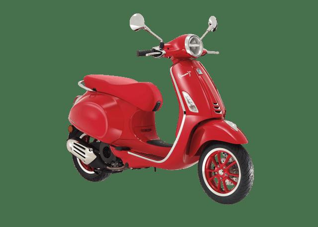 Vespa Primavera Edisi RED Meluncur, Dijual Terbatas Rp 53,6 Juta (342510)