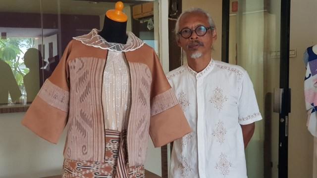 Foto: Upaya Uke Tugimin Pertahankan Tradisi Tenun di Tengah Arus Modernisasi (315182)