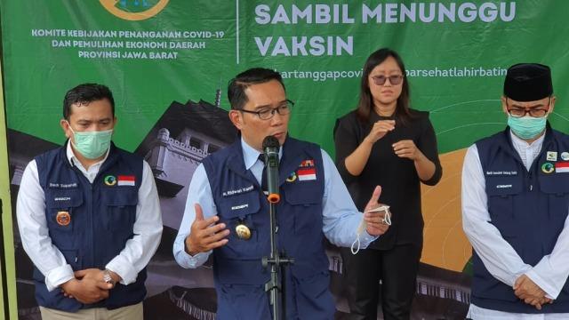Karawang dan Depok Zona Merah Jelang Pilkada, Ridwan Kamil Beri Status Siaga (136634)
