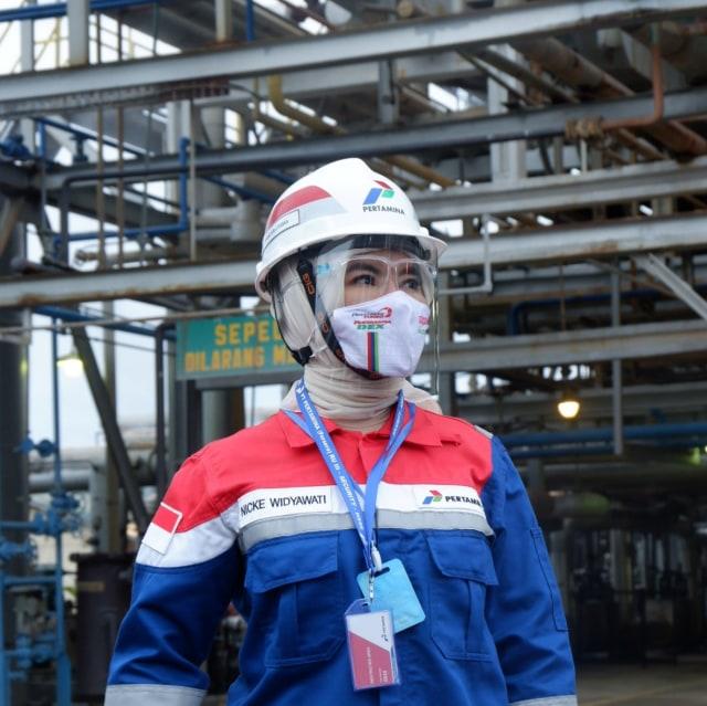 Bos Pertamina Pantau Langsung Kilang Cilacap Pasca Kebakaran Tangki (49577)