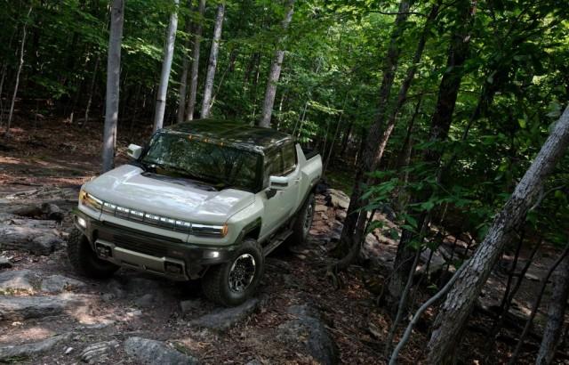 Baru Sejam Dirilis, Hummer EV Sudah Ludes Dipesan (1)