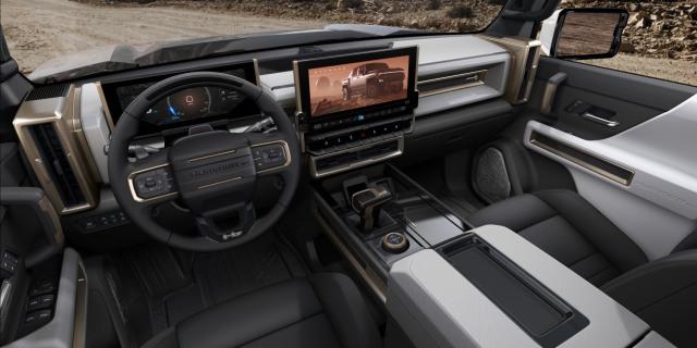 Baru Sejam Dirilis, Hummer EV Sudah Ludes Dipesan (6)