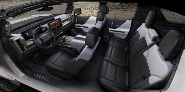 Baru Sejam Dirilis, Hummer EV Sudah Ludes Dipesan (5)