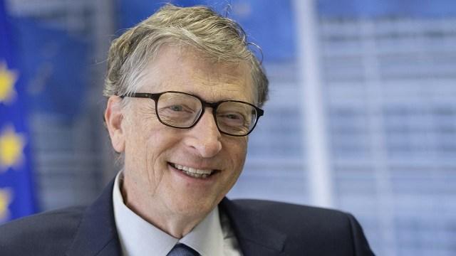 Bill Gates Sumbangkan Dana Pengembangan Vaksin Polio (361159)