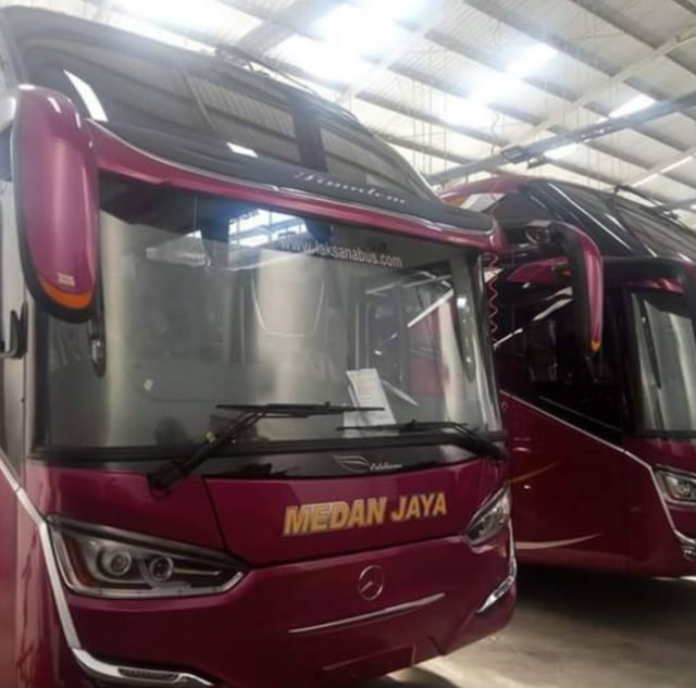 Daftar PO Bus yang Punya Trayek Terjauh di Indonesia (76175)