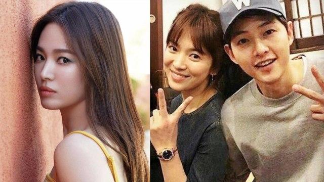 Song Hye Kyo: 5 Rumor Perceraiannya dengan Song Joong Ki (398071)