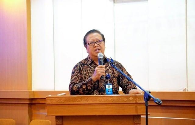 Soal Kontroversi Omnibus Law, UNUD Belum Bersikap (416768)
