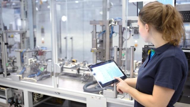 Solusi Bosch untuk Jaga Kualitas Produksi Pabrikan Mobil (50420)