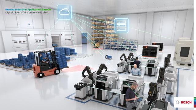 Solusi Bosch untuk Jaga Kualitas Produksi Pabrikan Mobil (50418)