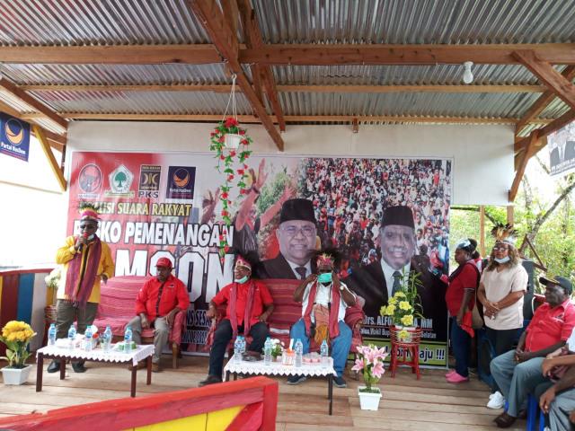Resmikan Posko di Teminabuan, Sorong Selatan, SAMSON dapat Dukungan Penuh (125294)
