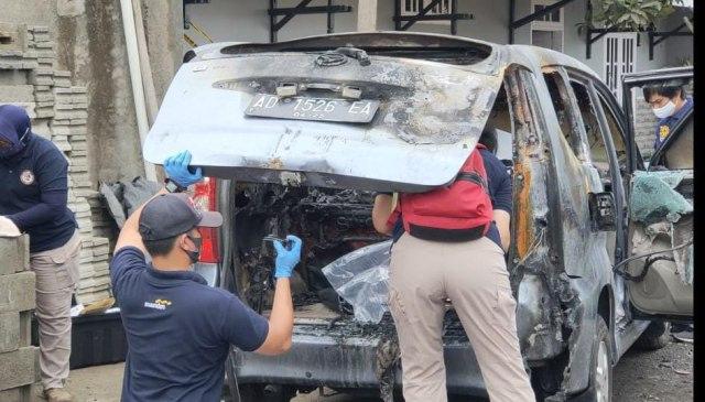 Kronologi Yulia Dibunuh dan Dibakar di Dalam Mobil (58454)