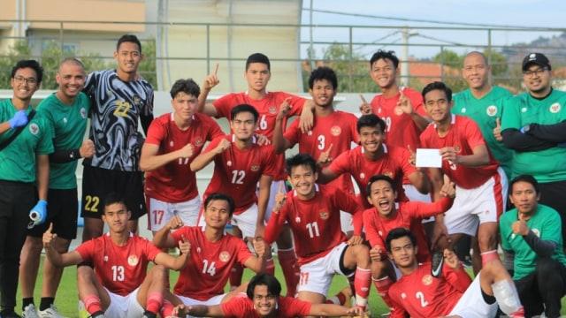 Timnas U-19 di 2020: Ribut-ribut Shin Tae-yong hingga Gagal ke Piala Dunia (258717)