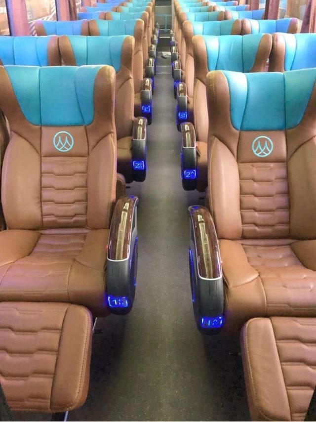 PO Muji Jaya Putra Mandiri Punya Bus Baru Bersuspensi Udara, Intip Fasilitasnya (119633)