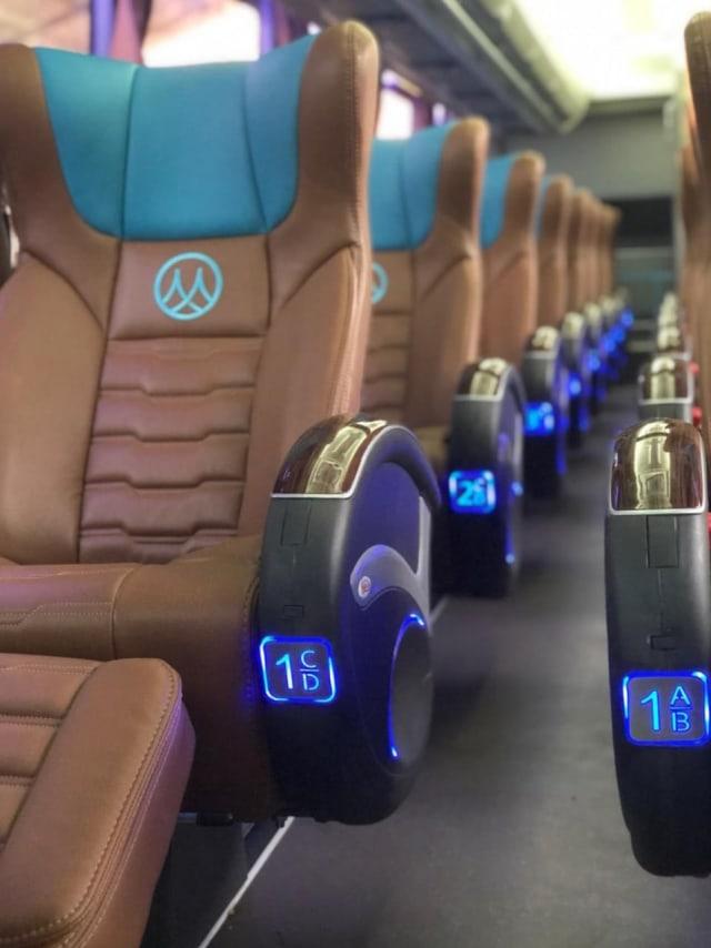 PO Muji Jaya Putra Mandiri Punya Bus Baru Bersuspensi Udara, Intip Fasilitasnya (119634)
