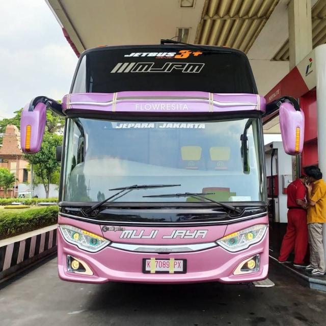 PO Muji Jaya Putra Mandiri Punya Bus Baru Bersuspensi Udara, Intip Fasilitasnya (119632)