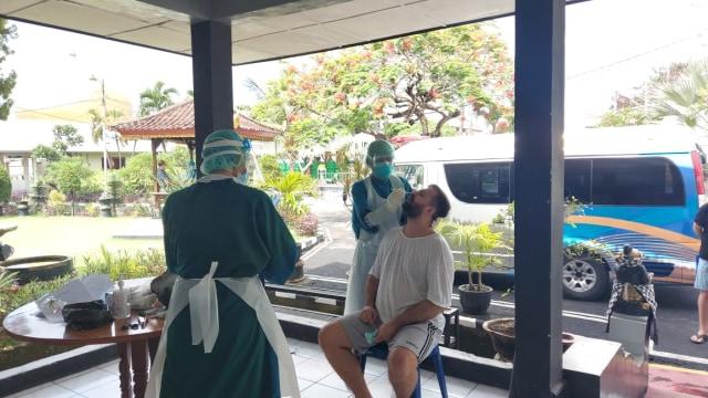 Jadi Klaster Baru, Lapas Kerobokan di Bali Harus Sediakan Blok Isolasi (100314)
