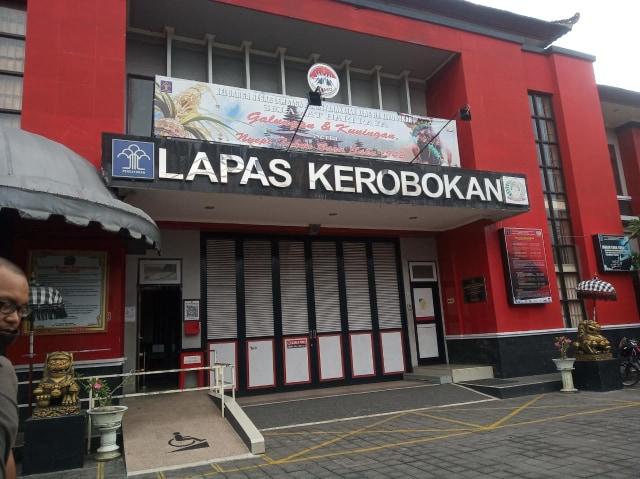 Jadi Klaster Baru, Lapas Kerobokan di Bali Harus Sediakan Blok Isolasi (100315)
