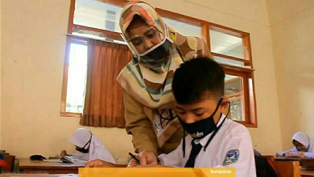 SD di Kabupaten Cirebon Diizinkan Gelar KBM Tatap Muka dengan Syarat (280785)