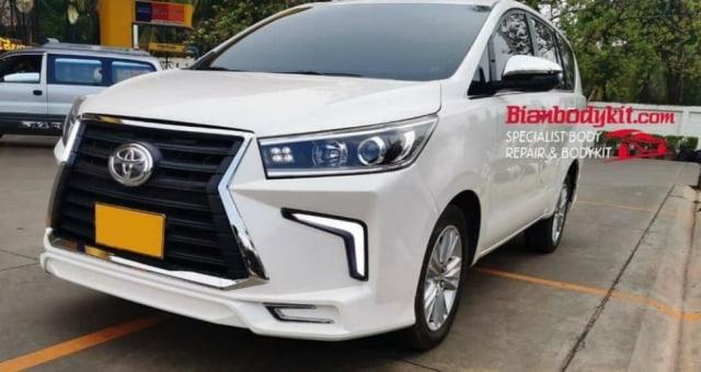 Bikin Toyota Innova Rasa Lexus, Segini Biayanya!  (304980)