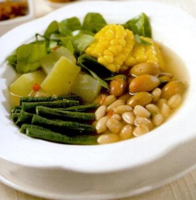 Resep Sayur Asem, Sajian Segar dan Nikmat (41654)
