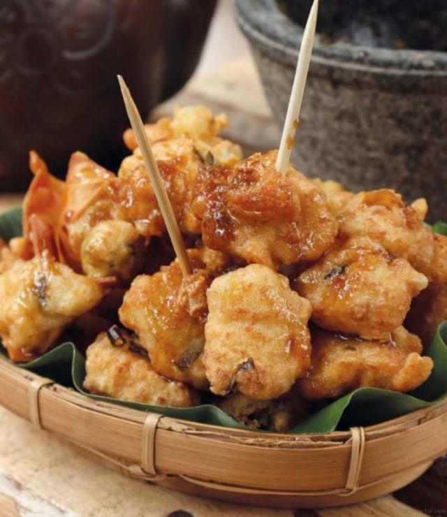Resep Cireng Cobek, Pedasnya Nagih (116300)