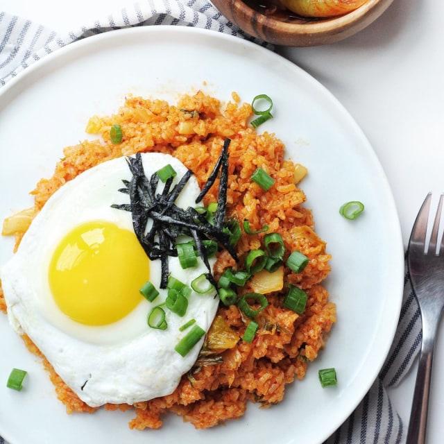 Resep Makanan Korea: Bokkeumbap yang Mudah Dibuat (45941)