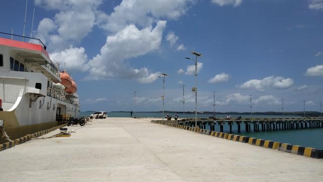 Penumpang KM Sabuk Nusantara 83 Diminta Lapor ke Dinkes Setempat (33528)