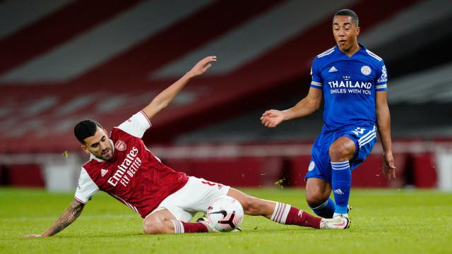 David Luiz dan Dani Ceballos Berkelahi sampai Berdarah, Ini Kata Arteta (47969)