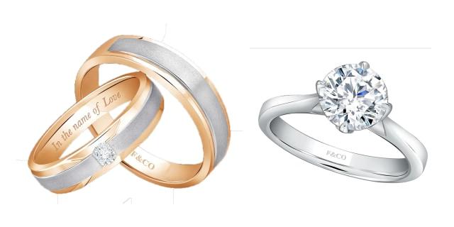 Wedding Ring Or Engagement Ring Yuk Cek Bedanya Kumparan Com