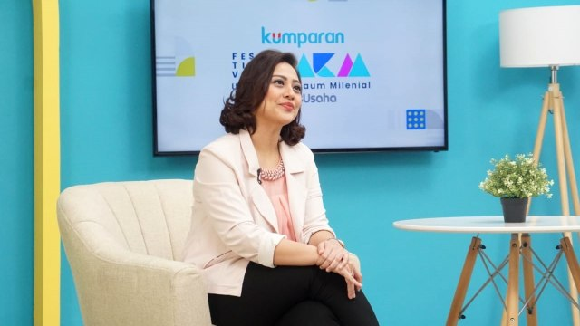 Airlangga Hartarto Tunjuk Alia Karenina Jadi Jubir Kemenko Perekonomian (210984)