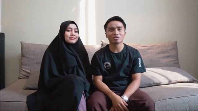 Istri Taqy Malik Ungkap Mengapa Dirinya Menangis saat Akad Nikah (357313)