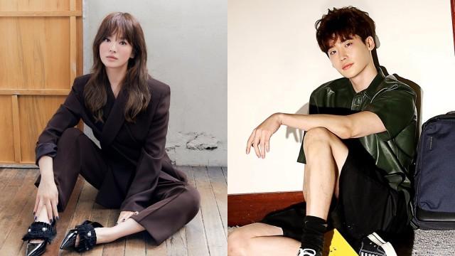 Song Hye Kyo dan Lee Jong Suk Dirumorkan Akan Main Drama Korea Bareng (388291)