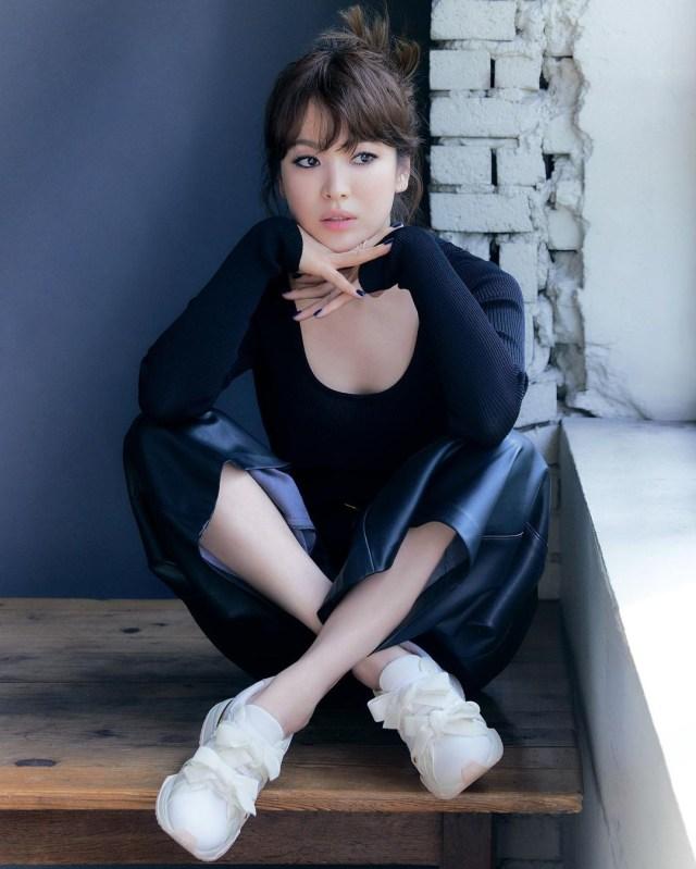Song Hye Kyo dan Lee Jong Suk Dirumorkan Akan Main Drama Korea Bareng (388292)