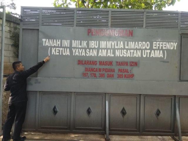 Lahan Bakal Bangunan Sekolah Internasional di Cirebon Diklaim Pihak Lain (533588)